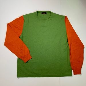 Franco Ziche 100% Cashmere Sweater Men's XL